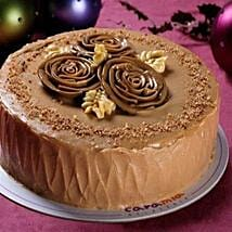 Caramel Chiffon Cake: Order Birthday Cakes in Philippines