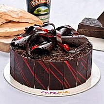 Delicious Choco Baileys Cake: Birthday Cakes to Philippines