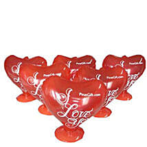 Heart Baloons: Gifts for Birthday in Philippines
