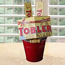 Toblerone Tower PIL: Father's Day Presents to Philippines