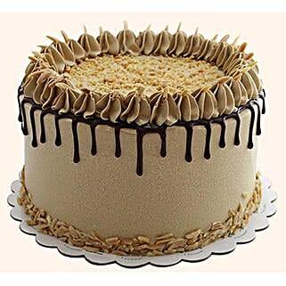 Viennese Mocha Torte: Order Birthday Cakes in Philippines