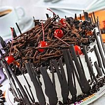 Yummy Choco Cherry Cake: Send Cakes to Davao City
