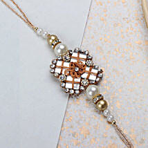 A Must Have Mirror Rakhi POR: Send Rakhi to Portugal