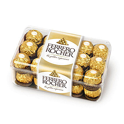 Ferrero Rocher Tasty Treat
