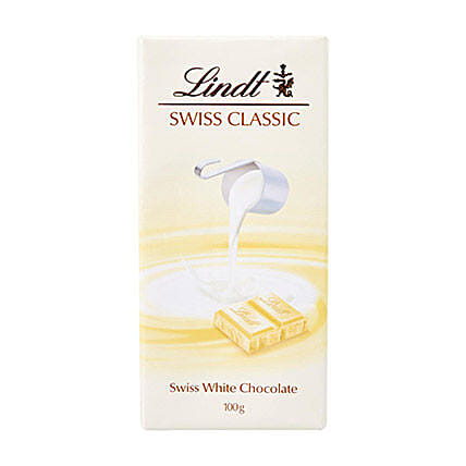 Lindt Delicious White Chocolate