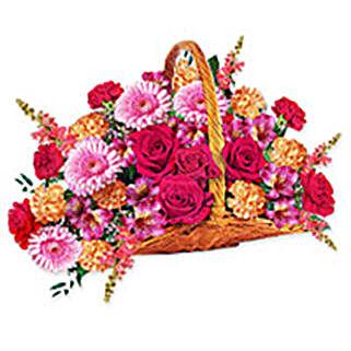 Bereavement Basket qat: Get Well Soon Gifts to Qatar