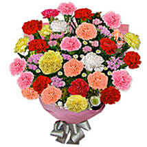 Carnation Carnival qat: Valentines Day Gift Delivery in Qatar