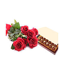 Simply Roses and Chocolates: Rose Day Gifts to Qatar