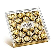 Yummy Ferrero Rocher: Send Chocolates to Qatar