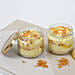 Crunchy Butterscotch Jar Cake Set of 4