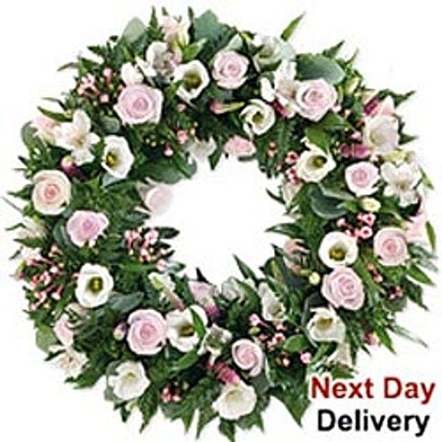 White Wreath sai