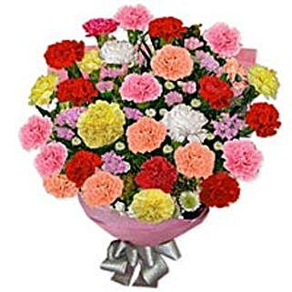 Carnation Carnival SUAR: Flower Delivery in Saudi Arabia