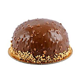 Ferrero Rocher Cake 1kg: Cake Delivery in Saudi Arabia