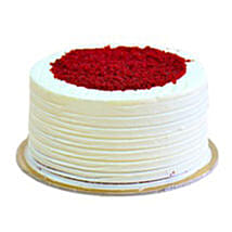 Red Velvet Cake 1kg: Fathers Day Gifts to Saudi Arabia