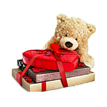 With All My Heart Gift Set: Christmas Gifts Delivery In Saudi Arabia