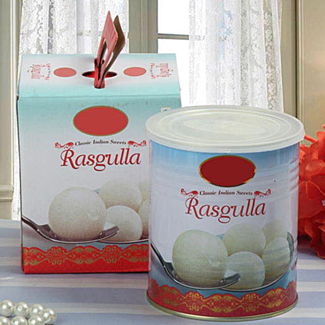 Squeeze It Rasgullas