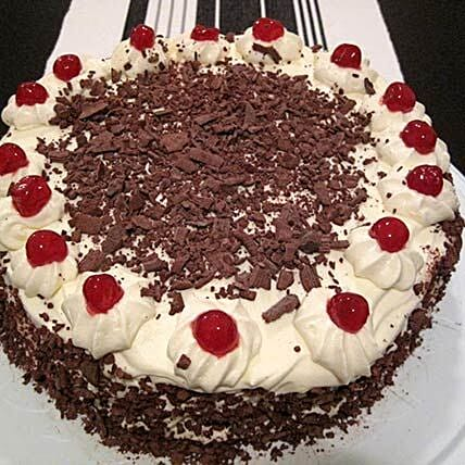 Yummiliscious Black Forest Cake