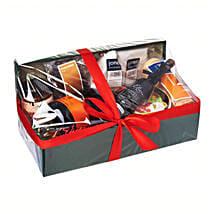 Decadent Cheese Hamper: Gift Basket to Singapore