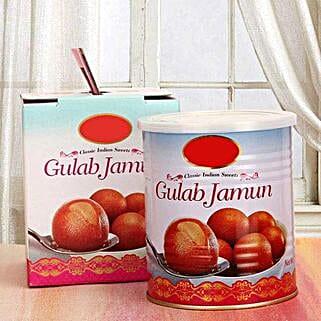Delicious Gulab Jamun: Sweets for Bhai Dooj