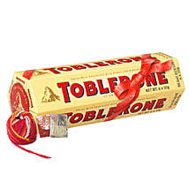 Delicious Toblerone Packet: Chocolate Delivery in Singapore