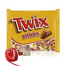 Delicious Twix Minis Bar: Chocolate Delivery in Singapore