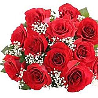 Florists Choice One Dozen Roses: Roses To Singapore