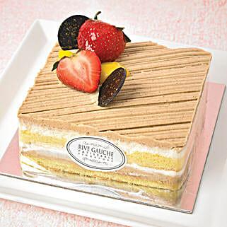 Mont Blanc Vanilla Cake: Order Cake Singapore