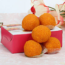 Moti Choor Laddoo: Send Sweets to Singapore