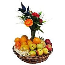 Fruit and Flower Basket SA: Send Gifts to South Africa