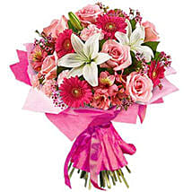 Pink Blush: Flower Delivery South Africa