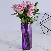 Precious Light Purple Arrangement: Birthday Gift Delivery in South Africa