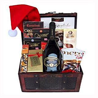 Ravishing Success Christmas Gift Basket: Send Gifts to Sweden