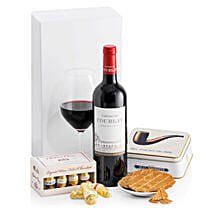 Chateau du Courlat Chocolates And Biscuits: Gift Delivery in Switzerland