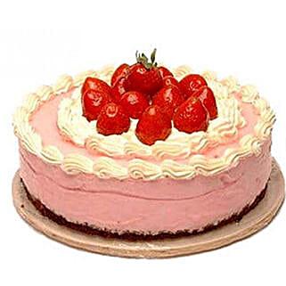 Strawberry Cake: