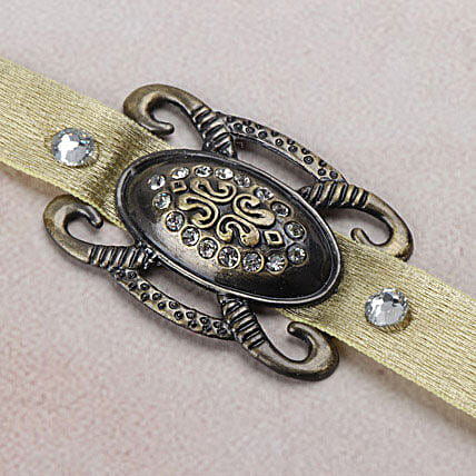 Antique Affectionate Rakhi TUR