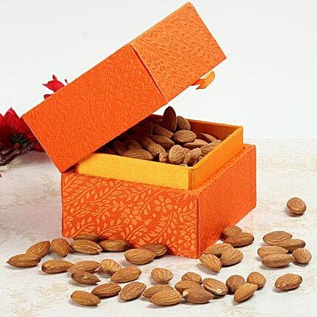 Almonds Extravaganza