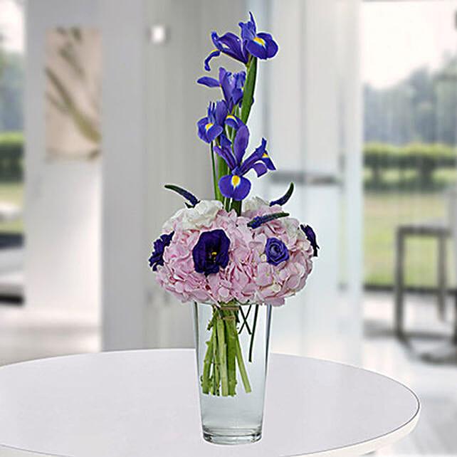 Charismatic Flower Arrangement