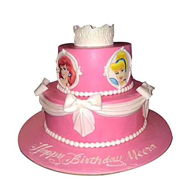 Charming Princess Cake
