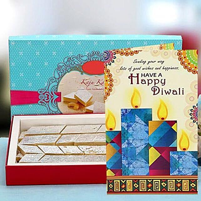 Diwali Greetings of Sweets