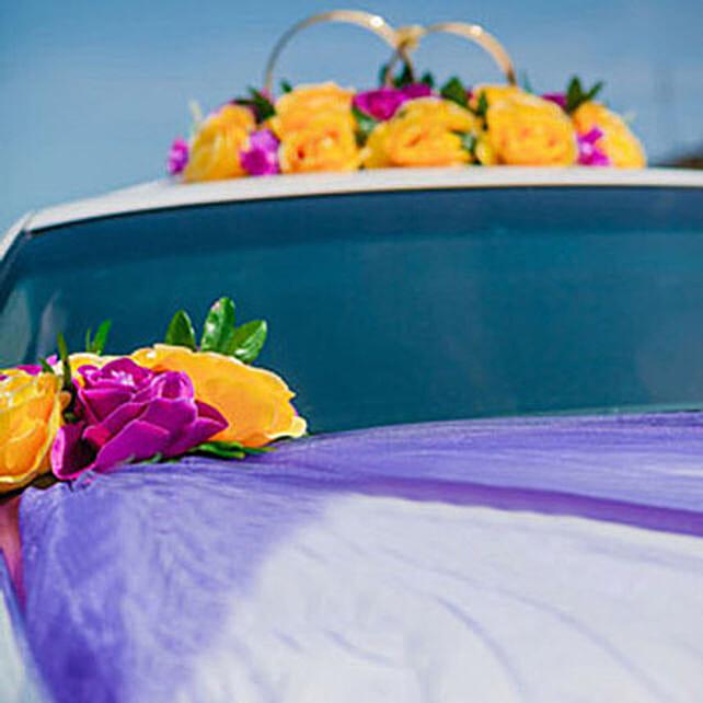 Elegant Car Decoration