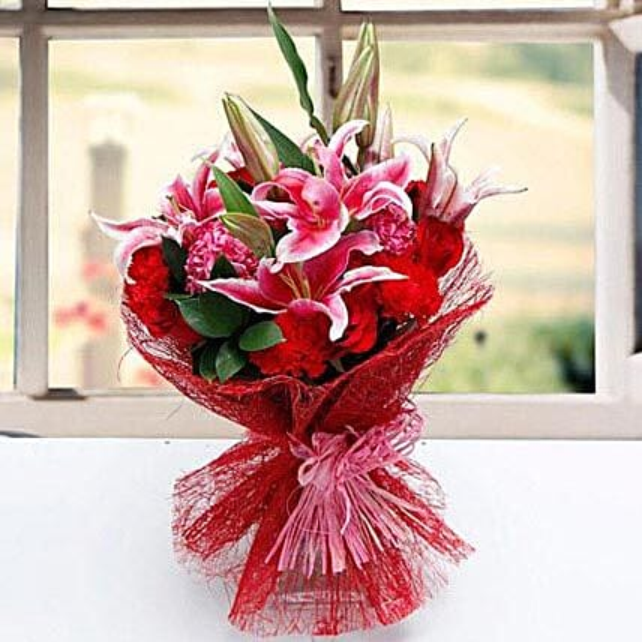 Exotic Carnation Standard
