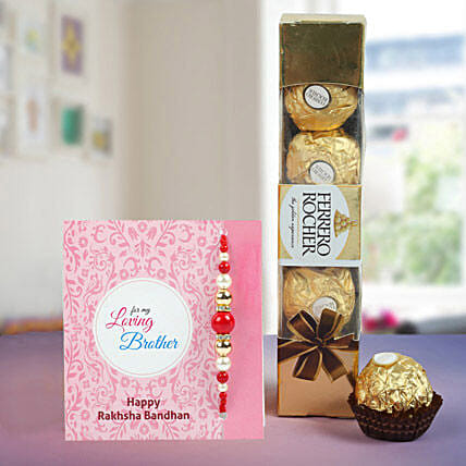 Fortunate Rakhi Hamper