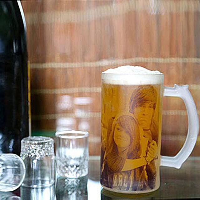 Funtime Personalize Beer Mug