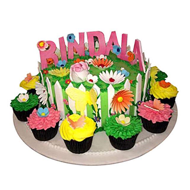 Garden of lovely Cupcakes