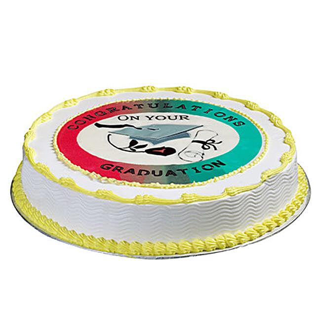 Graduation Special Cake
