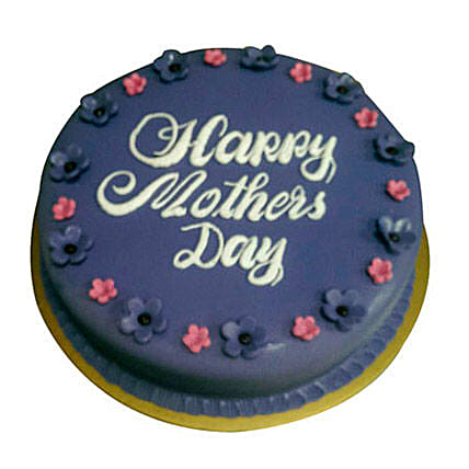 Hazelnut Choco Cake for Mom