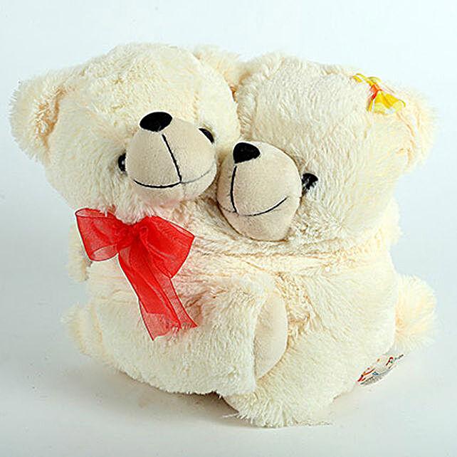Huggable Teddy Bear