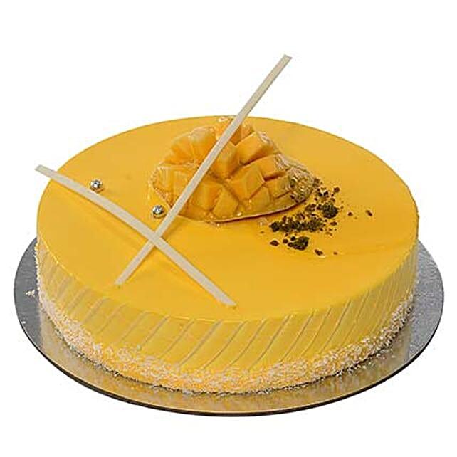 New Mango Cake