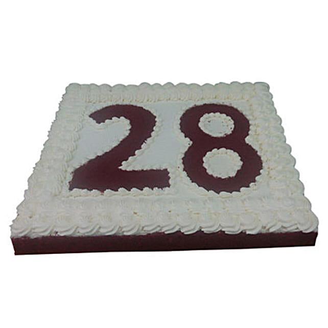 Red Velvet Cake 6Kg