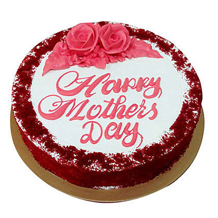 Red Velvet Cake for Mom